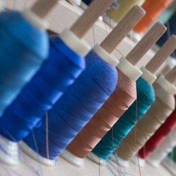 Машинна вишивка нитки