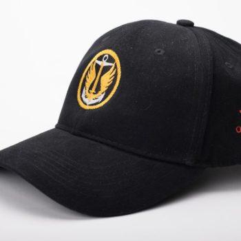 Машинна вишивка кепка лого